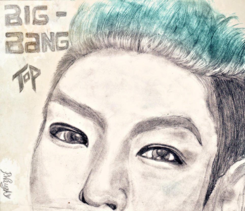 T.O.P - My recent version by KateW49