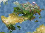 Map of Equestria (Lunaverse)