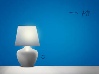 Table Lamp by m-biz