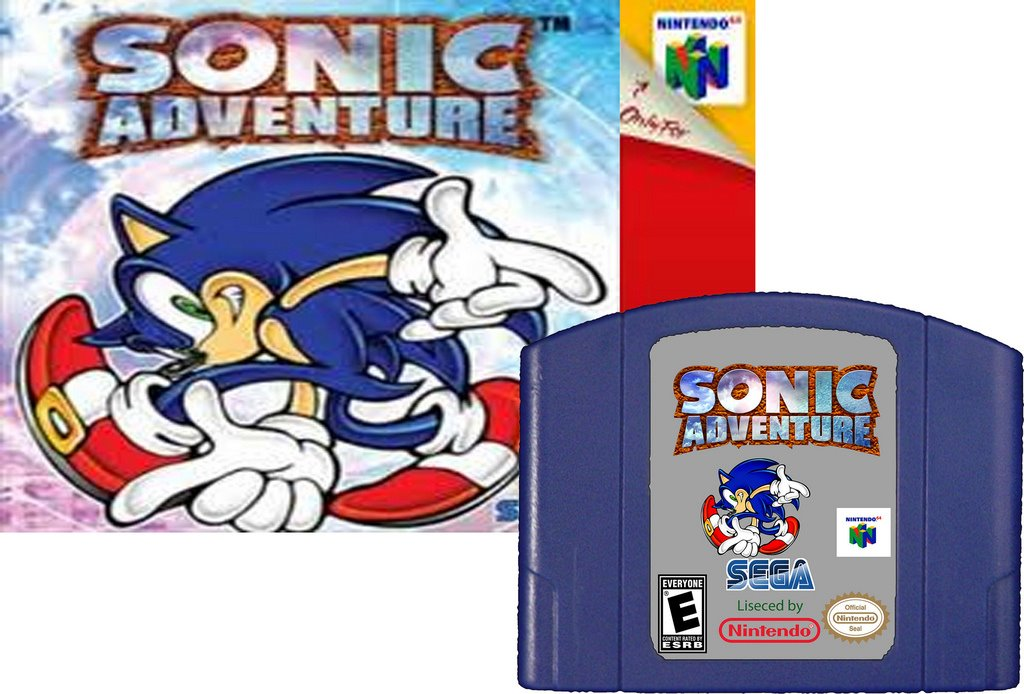 Sonic The Fighters Nintendo 64 Edition | Dogkid's wiki of wonder ...