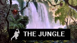 Disney Smash Bros Stage: The Jungle