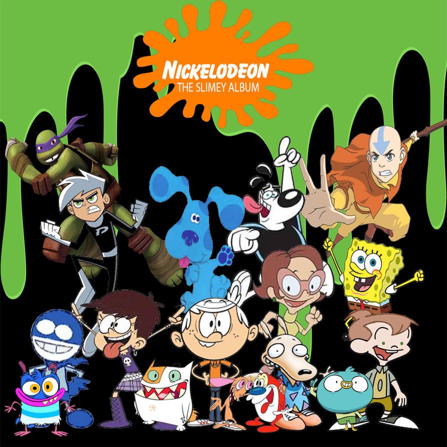 Nickelodeon Cd Idea By Mryoshi1996 On Deviantart