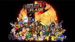 Super Smash Flash 2 Poster by MrYoshi1996