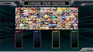 Random Smash Bros Roster #46