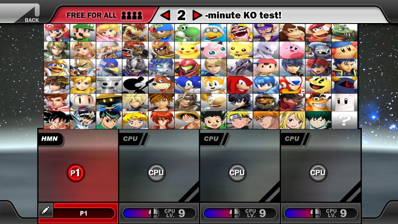 Super Smash Flash 2 Spielen