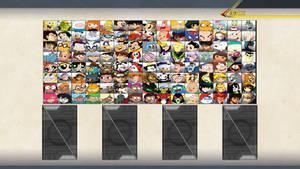Toon Smash Bros. 2.0