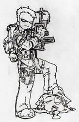 KF Character Berzerker 1 by NapalmBonerfart