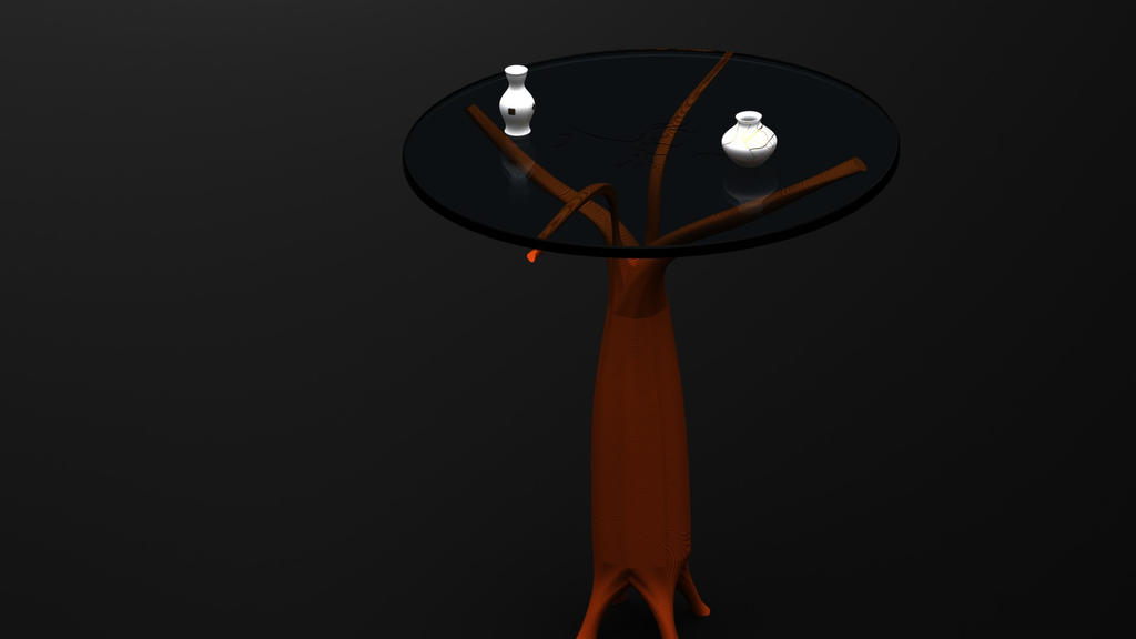 Table with vases ` by free-gamer4ever