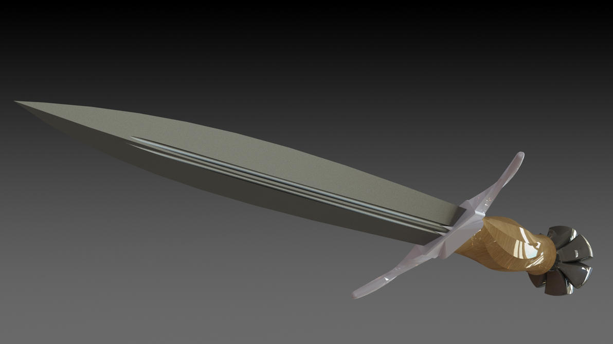 European Sword by free-gamer4ever