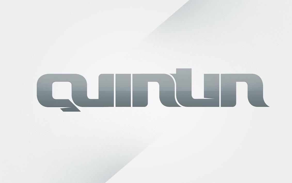 Quintin logotype by Eyecatcher33