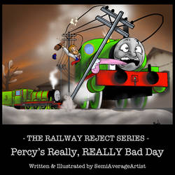 RAILWAY REJECT SERIES 01 Cover