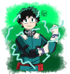 My fandoms: My Hero academia