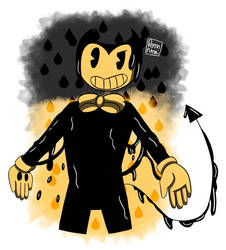 My fandoms: Bendy and the Ink machine