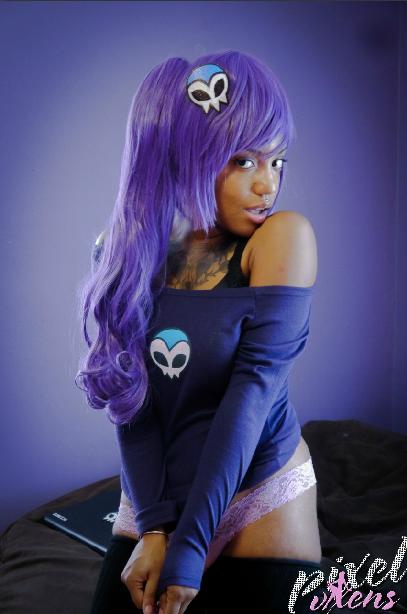 Zone-tan cosplay