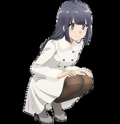 [Render127] Shoko Makinohara by Edgina36