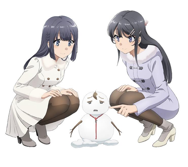 [Render130] Shoko Makinohara x Mai Sakurajima by Edgina36