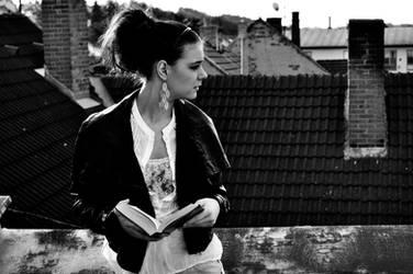 Reader by Katerina-Karenina