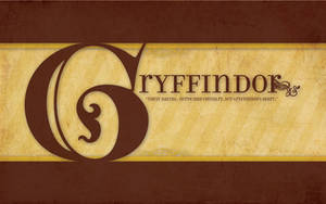 Gryffindor Wallpaper by rinabina123