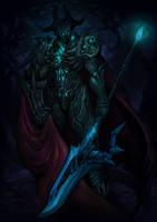 darkwood guardian by akakuma