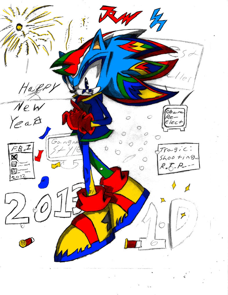 New Year Shadic (Colored) by Pure2153Light