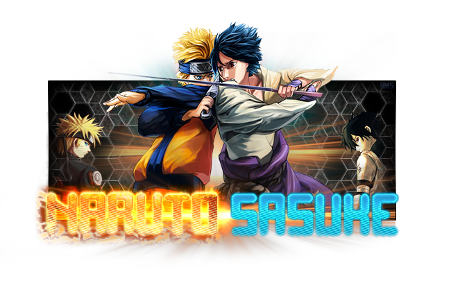 Signature Naruto vs Sasuke by AniMangaSigns