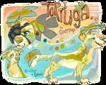 Tortuga- Cloverpup