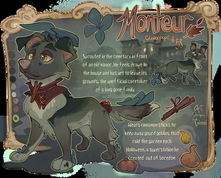 Fall Cloverpup| Monteur