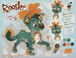 Rooster- Cloverpup