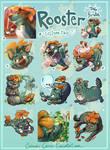 Rooster- Tag Bundle