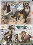 Royal Shepherds- Marnie and Radicco (CLOSED)