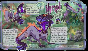 Nymph- Cloverdile