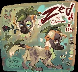 Zed the Cloverpup