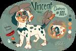 Vincent the Cloverpup