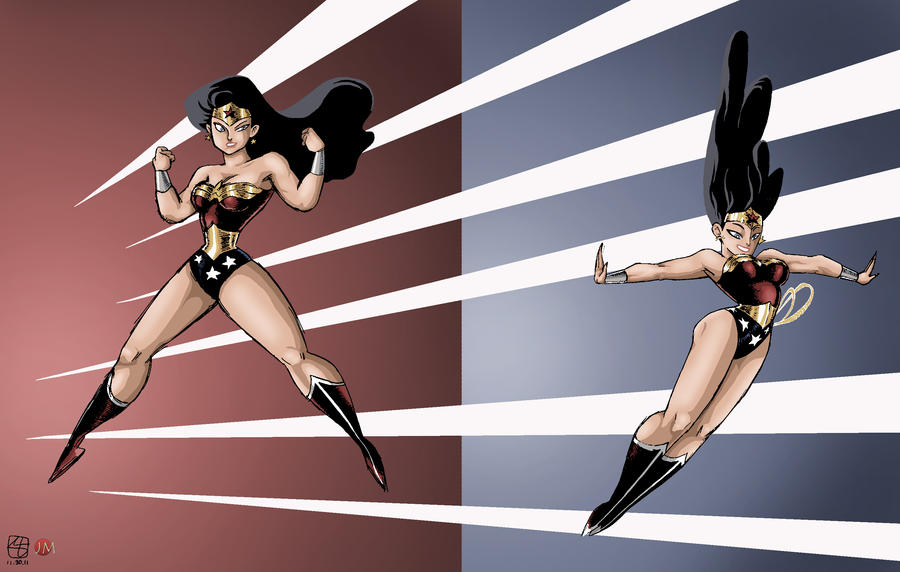 Wonder Woman 3 by sebastianhaze