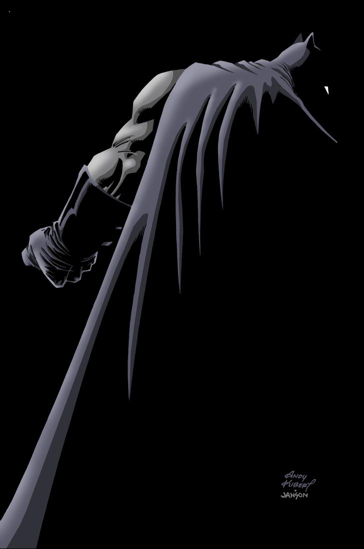 Dark Knight by sebastianhaze