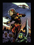 Science fiction tribute book 2
