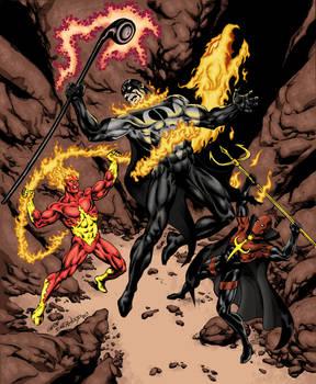 Doctor Darkness issue 5