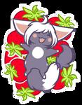 MiniChibi Krafi Strawberry