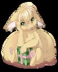 Gift for Malina cat by KrafiCat