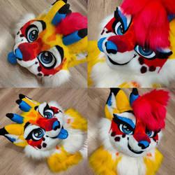 Deerdog fursuit partial [OPEN]