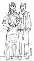 Dalek Week: Parents 1 by penut-butter-goddess
