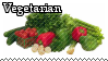 Vegetarian Stamp by Veggi-Club