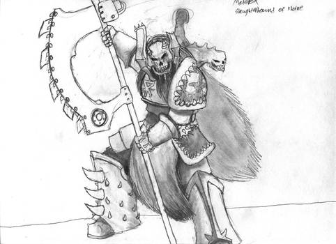 khorne lord