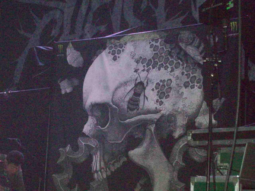 Chelsea Grin backdrop by A7XFan666