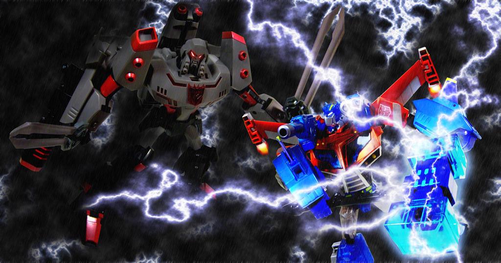 Animated optimus prime vs megatron by sunicron on deviantart - Transformers cartoon optimus prime vs megatron ...