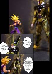 Cell vs Gohan Part 1 - p4 by SUnicron