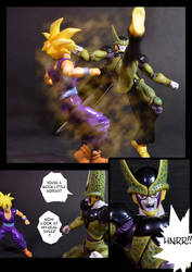 Cell vs Gohan Part 1 - p7 by SUnicron