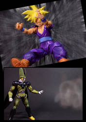 Cell vs Gohan Part 1 - p11 by SUnicron