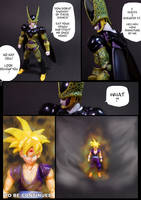 Cell vs Gohan Part 1 - p12 by SUnicron