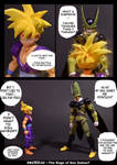 Cell vs Gohan Part 2 - p1 by SUnicron